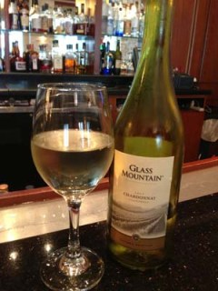 2011 Glass Mountain Chardonnay