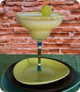 Tipsy Tuesday - Key Lime Colada