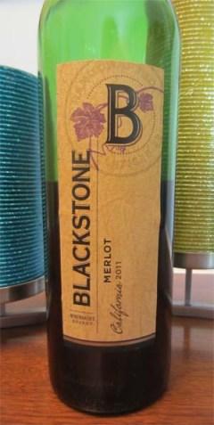 2011 Blackstone Merlot