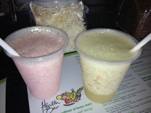 Tropical Shakes @2CookinMamas