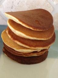 Gluten Free Pancakes @2CookinMamas