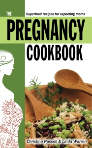 The Pregnancy Cookbook @2CookinMamas